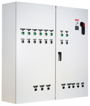electrical control panels by power parts