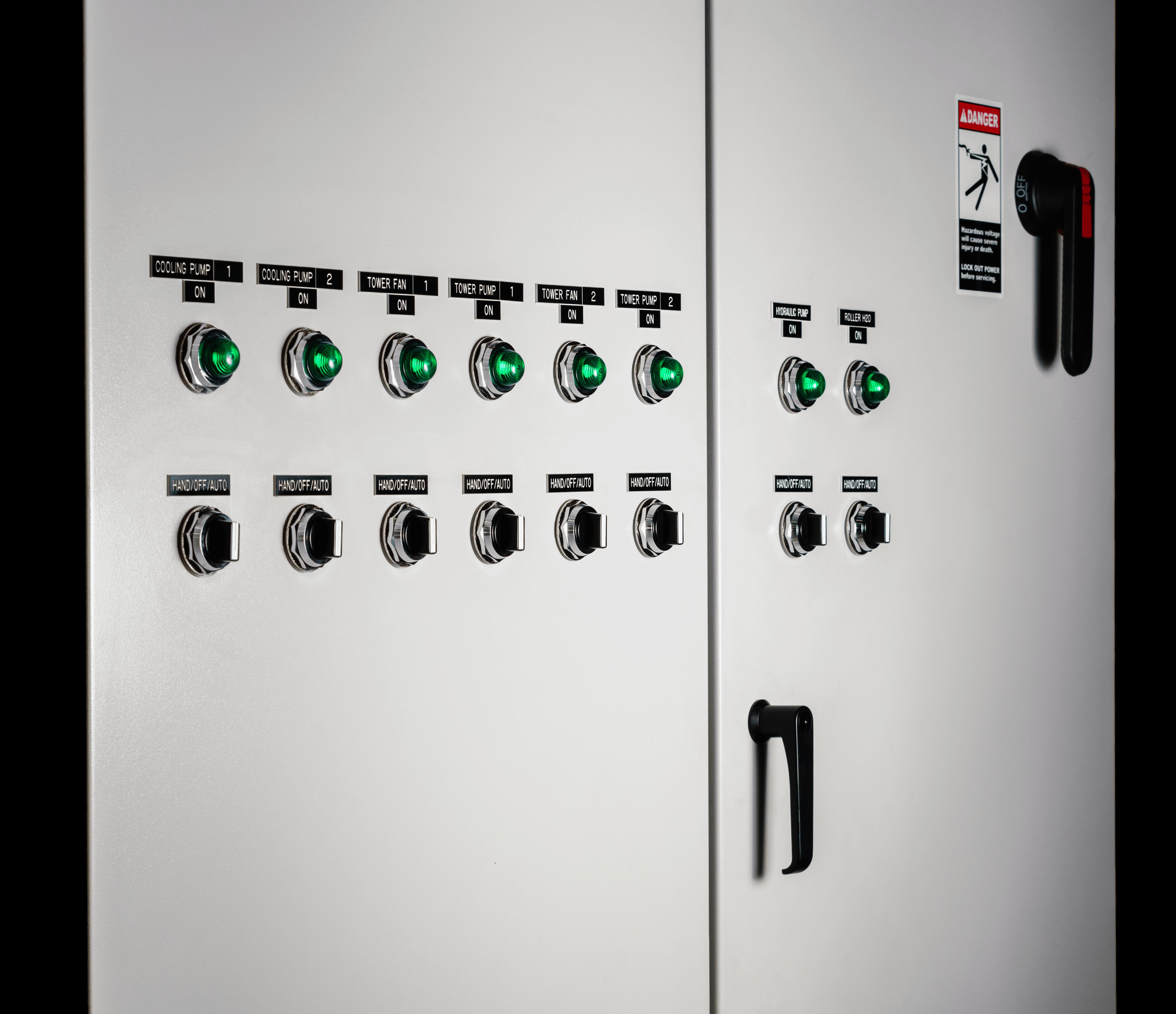 Motor Controls Power Industrial Controls
